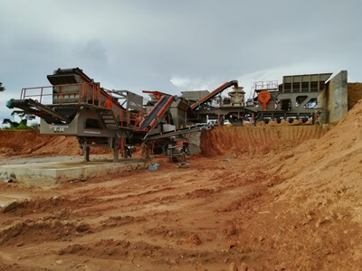CAMEROON  |  JCV-2 – 150 tph Capacity Mobile Crushing Screening Plant