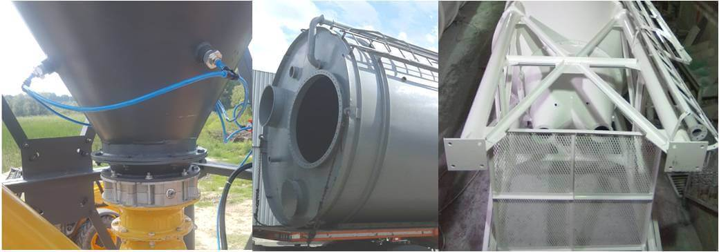 CS-2000 Bolted Cement Silo