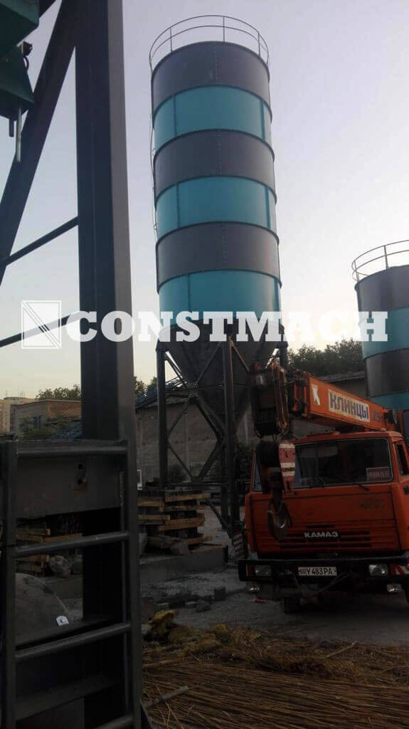 CS-200 Bolted Cement Silo