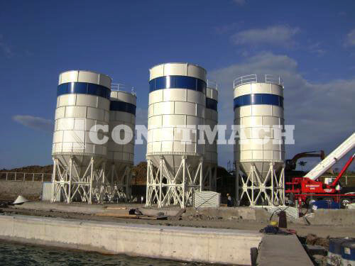 CS-300 Bolted Cement Silo