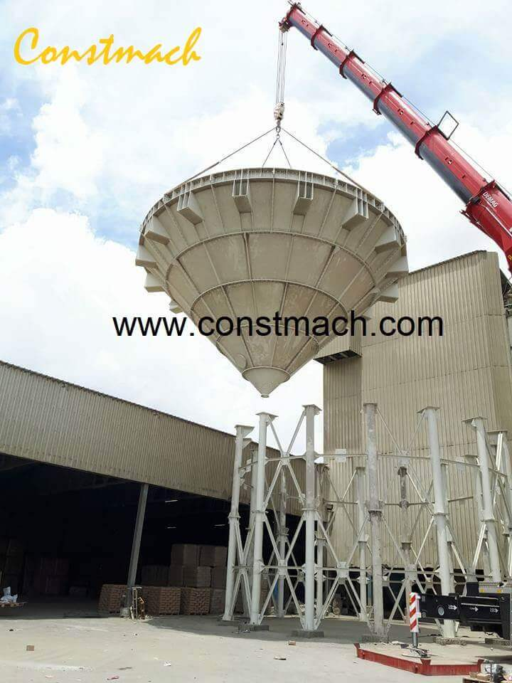 CS-3000 Bolted Cement Silo