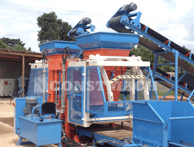 BS-20 | Concrete Block Brick Making Machine