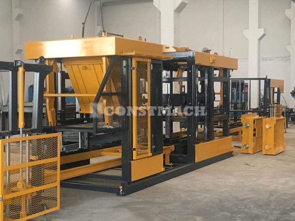 brick making machine contact number