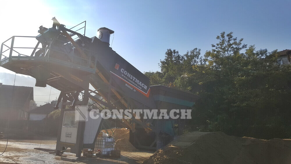 mobile concrete batching plant suppliers