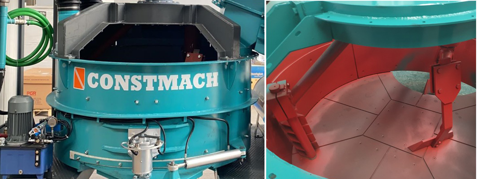 Planetary Concrete Mixer for Sale