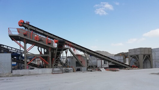BAHRAIN  | 200 tph Capacity Sand Washing Plant With Hydrocyclone