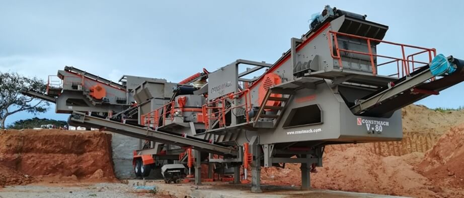 Sand Crushing Machine for Sale